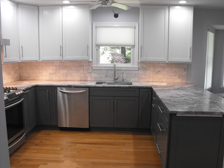 Knoxville kitchen renovations installation repair for Kitchen remodel knoxville tn